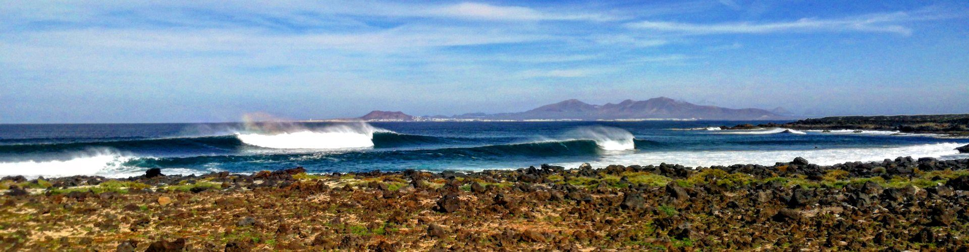 surf spot in Canary Island Fuerteventura