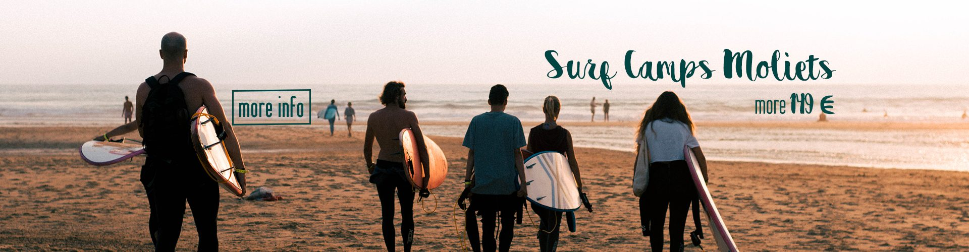 Surf Camps Moliets