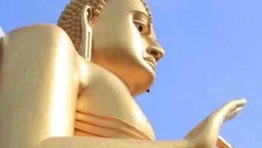 70% der Population besteht aus Buddhisten