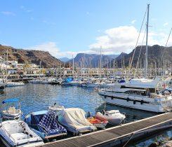 Harbour in Gran Canaria