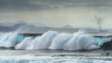 Wild Ocean in Lanzarote