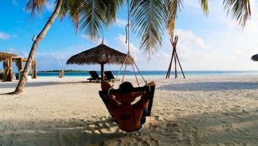Relaxen ist sehr einfach hier