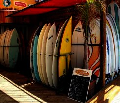 Surf Shop in Tenerife