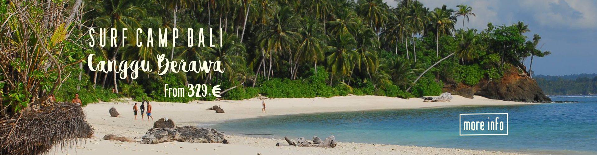Surf Camp Bali