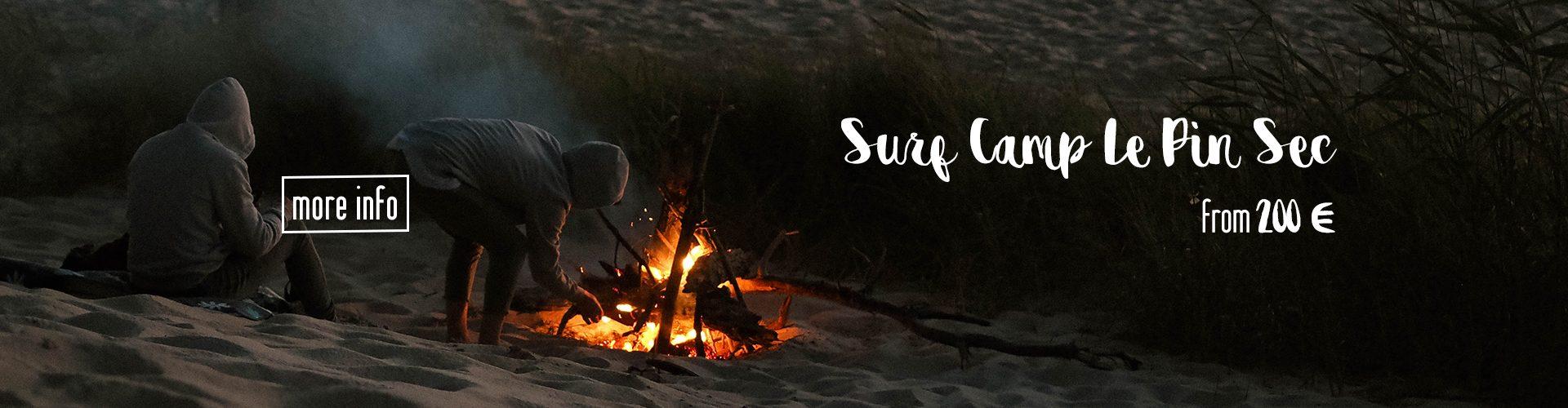 Surf Camp Le Pin Sec
