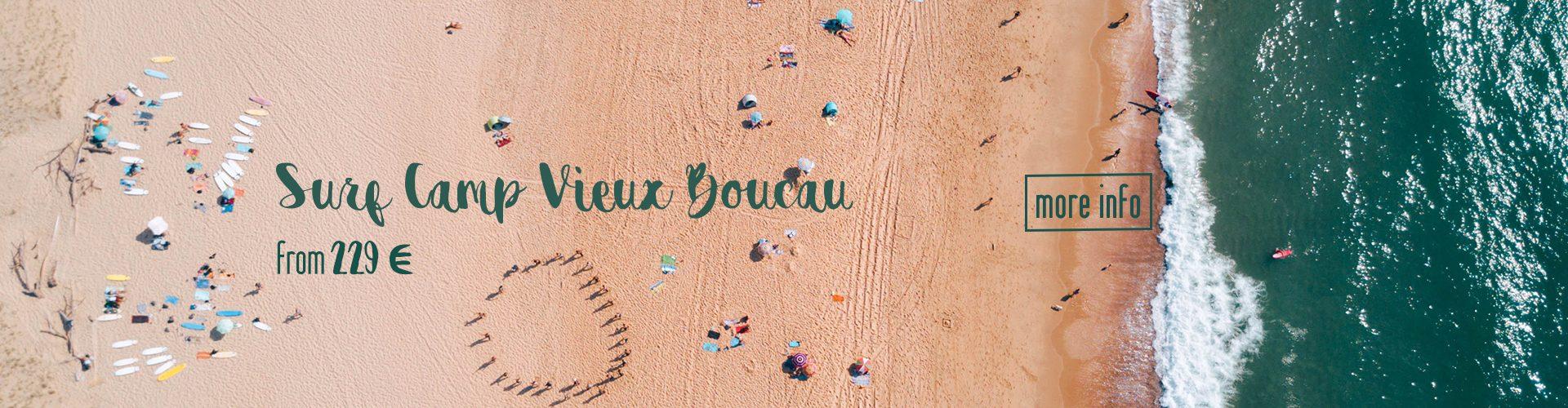 Surf Camp Vieux Boucau