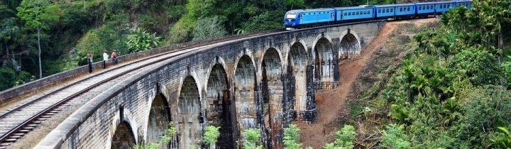 Absolutes Muss: Eine Zugfahrt
