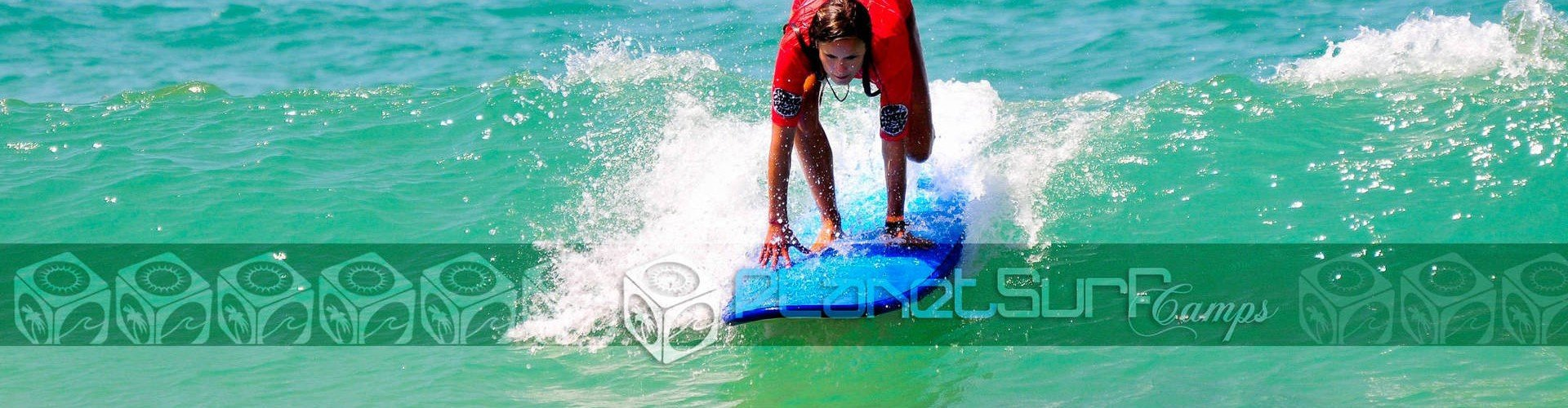 surfing with amazing weather in France
