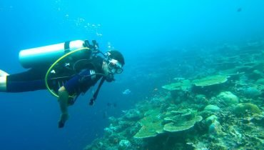 Tauchen in den Malediven