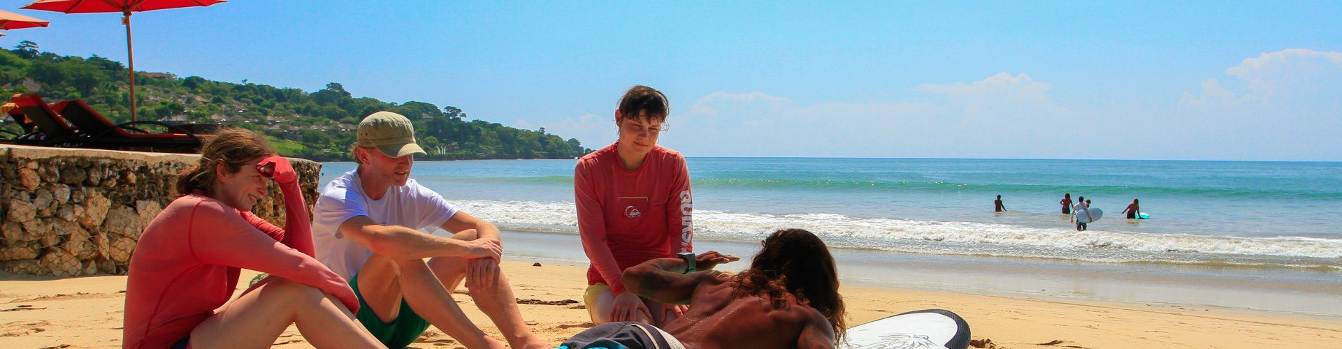 Surf camp Indonesia Bali Canggu